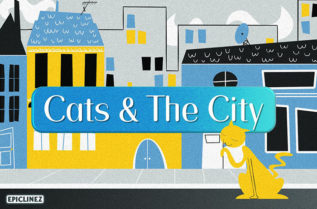 Cats and The City Sans Serif Font