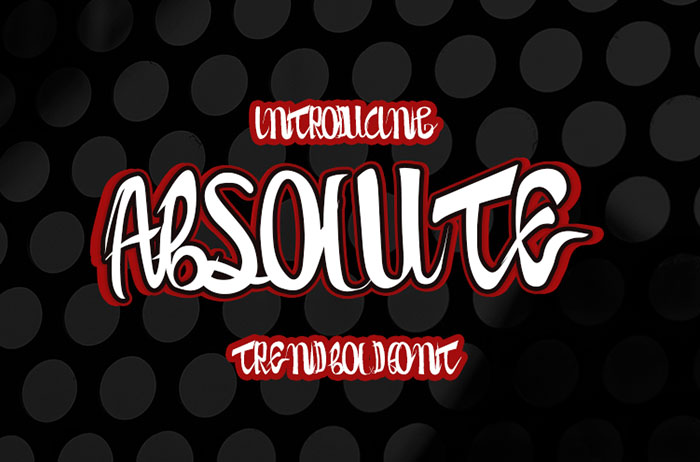 Absolute Handwritten Font