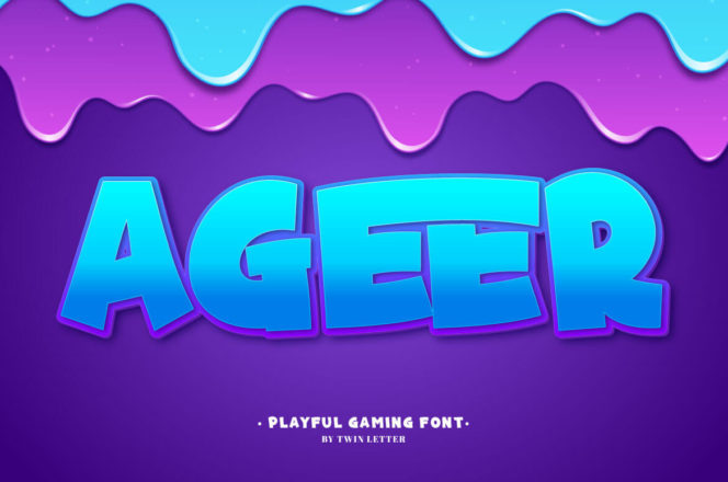 Ageer Font